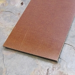 Linen Natural Brown 1/8 x 5 x 12