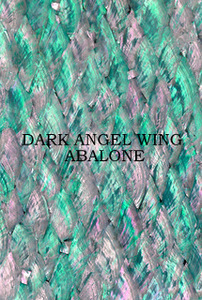 ALVS Abalone Dark Angel Wing