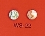 WS 22 Inlay Abalone Dot 1/4