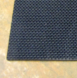 G10 Black Textured Coarse Peel Ply 1/4