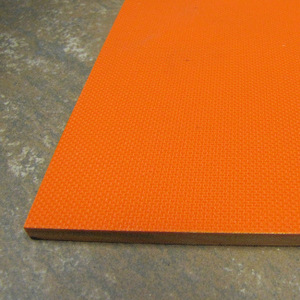 G10 Hunter Orange Coarse Textured Peel Ply 1/4