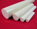 Alternative Ivory Rod 1 Price Per Inch 12-56 inch Minimal Order