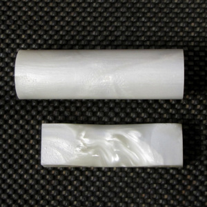 Polyester White Mop Rod 1 1/2