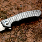 G10 Silver Twill 2 x 2 Weave 3/16